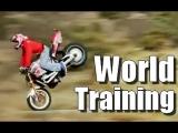 Stunt Riding Life Motorbike – World Training – Jorian Ponomareff