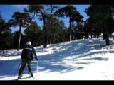 The Lads Out Skiing at Troodos 2011