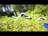 Vom Wasser ins Zelt