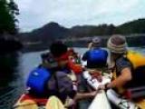 Kayaker Practical Joke