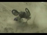 Dom's motocross wipeout