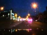 Speedy car accident in Russia!