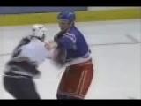 Hockey Fights – Rangers Islanders Brawl
