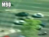 Fastest Australian Police Chase Ever Caught On Tape