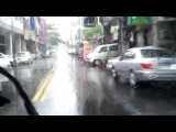 Car accident in Taiwan on dashcam