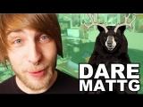 Dare MattG – 9 (Cereal, Internet Sandwiches, Hardcore Airplanes)