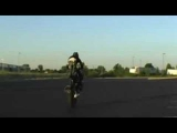 "Aaron Colton 14 year old stuntrider ""Strikes Again"""