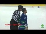 Troy Brouwer vs. Kevin Bieksa