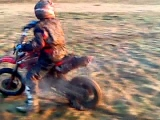 DIRT BIKE 125 EXTREMNI HRABACKY