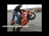 Amazing motorcycle stunts SEE IT TO BELIEVE IT