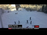 CNN: First pictures from ski lift accident at Sugarloaf Resort