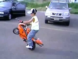 Pocket Bike Kid