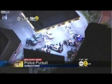 Police Chase Ends Badly For Suspect  Police Shooting  Koreatown  Los Angeles