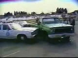 Phillip Hutchinson Police Chase and Shootout in Denver, Colorado (1988)