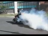 motorcycles stunts