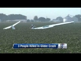 Video: Airplane Crashes, Killing Family Of 3