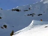 Ski crash accident jump freestyle jumping video!