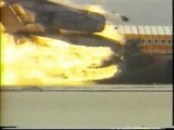 Controlled Impact Demonstration 1984 Aircraft Crash Test using AMK Fuel