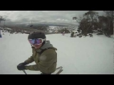 GOPRO Ski CRASH