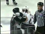 Top Ten Hockey Fights of all time