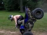 Dirtbike Riding & Crash!!