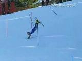 Ski Crash Montage