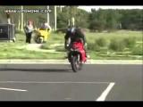 Unbelievable motorcycle stunts