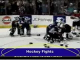 Bone crunching Hockey Fights with some extra Punch – NHL
