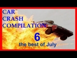 NEW Car Crash Compilation 6 – CCC :) The best of July dashboard camera crashes