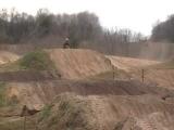 bad dirt bike crash