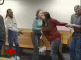 Caught on Tape: Man Goes for Gun in Court