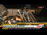 A commercial airplane carrying at least 121 people crashed Friday in Rawalpindi Pakistan Iran