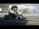 Stunts 4 Justice Motorcycle Stunt Show
