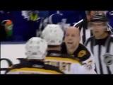 NHL Hockey Fights – Andre Deveaux vs Steve Begin 9/16/09