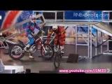 Flair Riders – Stunt Riders (Motorbike Stunts) – Australia's Got Talent 2012 Audition! – FULL