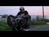"""MOTORCYCLE STUNTS """"CRAZY IN SEATTLE"""" CHAPTER 5 TRICKS CRASH & STUNTING"""