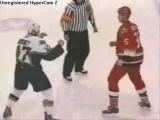 The best hockey hits, fights, ko's, cheapshots