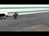 Motorcycle stunts prt 4