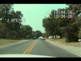 A NC Deputy Chases a Felony Suspect into Charlotte 2 of 2