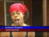 Antoine Dodson warns a PERP on LIVE TV! (Original)