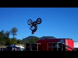 Spectacular Motorcycle Stunts