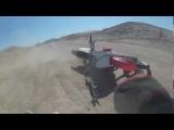 Motoland GoPro Motorcycle Wipeout