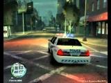 GTA 4 Toronto Police Chase