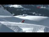 Making Swiss alpine snowparks safer
