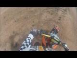 KTM wipeout! Go Pro – Full HD