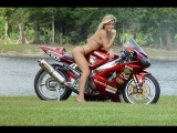 Hot motorcycle & scooter girls EPIC compilation